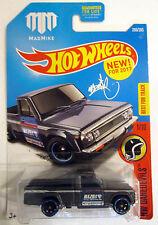 ToKaLand Hot Wheels 2017 286/365 Daredevils 1/10 Gray Mad Mike Mazda Repu