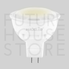 MAX-LED 5W LED Bulb Spotlight MR16 12V Low Voltage Lamp Bathroom Kitchen Light