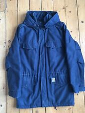 Carhartt Hickman Coat - Navy - Medium
