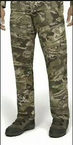 Under Armour ArmourVent NFZ Camo Field Pants Sz 30x34  1328537-940 Men's $120