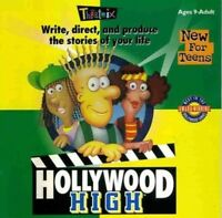 HOLLYWOOD HIGH PC GAME +1Clk Windows 10 8 7 Vista XP Install