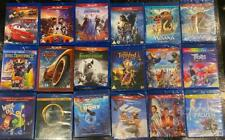 Disney 3D Movies: Authentic 3D Disc only w/case(no BluRay/DVD/Digital)See Photos