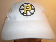 Pittsburgh Pirates Adjustable Baseball Hat Cap Strapback White