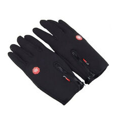 Unisex Touch Screen Fleece Thermal Winter Warm Gloves for Cycling O1J4