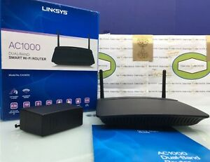 Linksys AC1000 Dual-Band Smart Wi-Fi Router EA5800 (G6)