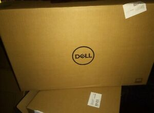 1 Empty Dell laptop box that comes with original packaging