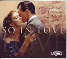 POUR In Love-Reader 's Digest 3 CD BOX