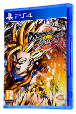 Dragonball Z Fighter Sony PlayStation 4 PS4 PAL & NTSC Game