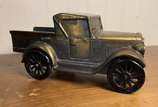 VINTAGE Banthrico 1928 Chevy Truck Bank 1st FEDERAL SAVINGS OF DETROIT MICHIGAN