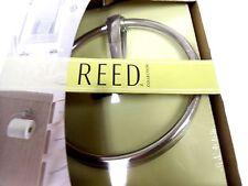 Reed Brushed Nickel Towel Ring - Moen DN1086NLBN