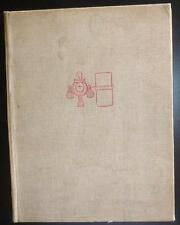 1943 The Aztec and Maya Papermakers Mexico Von Hagen #209 of 220 Copies Rare!