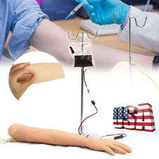 Adult venipuncture Nurse Training injection ARM Model 8 Vein for Real Feel FDA