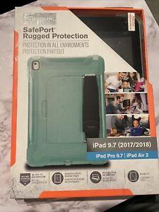 "Targus SafePort Case for iPad 5th & 6th Gen, 9.7"" iPad Pro & iPad Air 2 - Green"
