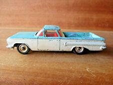 Dinky toys  1/43 réf 449 Chevrolet El Camino
