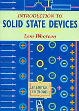 Introduction to Solid State Devices (Essential Electronics Series)-ExLibrary