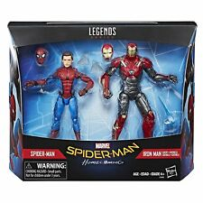 """Marvel Legends 6"""" Spider-Man Homecoming IRON MAN MK47 SENTRY 2-Pack NEW IN STOCK"""