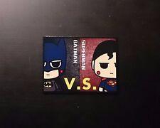 CUSTOM RECREATION DC SUPER HERO Batman v Superman: Dawn of Justice MAGNET