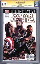 Captain America #27 Falcon and the Winter Soldier Signature Series CGC 9.8