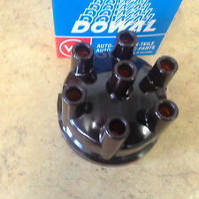 HOLDEN 6 CYL. NEW DISTRIBUTOR CAP SUITS - HT - HZ, LC - UC - BOSCH  - OLD STOCK