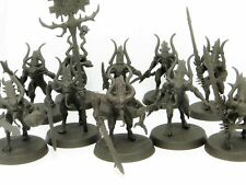 Bloodletters x 10-edad De Sigmar hojas de Khorne Demonios Caos Warhammer army