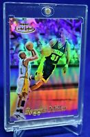 REGGIE MILLER GOLD LABEL RAINBOW REFRACTOR SP PACERS LEGEND