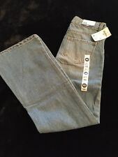 Oshkosh Bgosh Girls 100% Cotton Bootcut Jeans Size 10 Slim New!