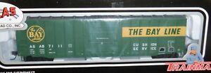 "HO scale  Atlas - 50'6"" Box Car Atlanta & St Andrews Bay #7111 -  919"