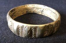 Bracelet berbère Maroc 70 grammes diamètre 7 cm.