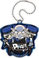 Persona 5 Igor, Caroline and Justine Pita!! Acrylic Key Chain