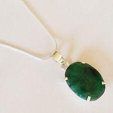 Green Emerald Costume Jewellery