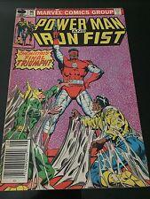 Marvel Power Man & Iron Fist #96