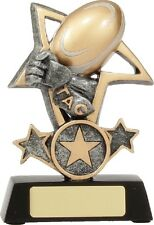 Oz Tag / Touch Footy Trophy 110mmEngraved FREE