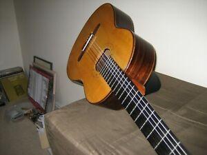 Classical/Flamenco guitar by Christopher Carrington, 2006, Benjamin Verdery!