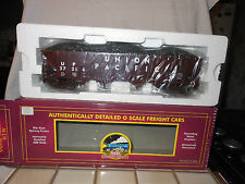 MTH PREMIER 20-97403 UNION PACIFIC 4 BAY HOPPER CAR NIB RATED C9 FACTORY NEW