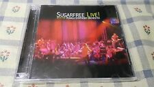 Sugarfree - Live! - with the Manila Symphony Orchestra - OPM - 2CD