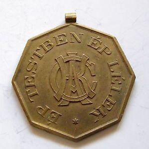 g021 Romania Hungary 1925 KAC Cluj Kolozsvari Tennis Club Sports prize medal