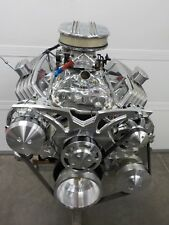 383 Chevy Stroker Crate Engine Custom Built with 450 Hp