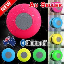 Wireless Waterproof Bluetooth Speaker MIC Suction Car Shower Music Handsfree
