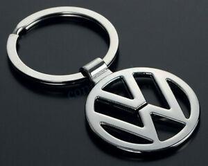 VW CHROME  KEYRING  KEYCHAIN      BRAND  EW