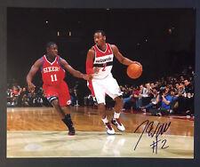 John Wall Wizards Signed 8x10 photo auto autograph Steiner COA