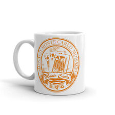 Monaco Monte Carlo High Quality 10oz Coffee Tea Mug #5938