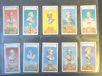 1937 Ardath  YOUR BIRTHDAY TELLS YOUR FORTUNE set 50 Tobacco Cigarette cards