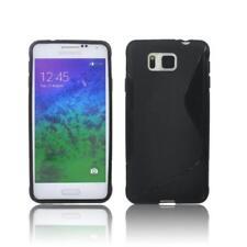 Fundas transparentes Para Samsung Galaxy Alpha para teléfonos móviles y PDAs
