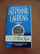 Stephanie LAURENS - ON A WILD NIGHT