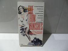 ANGELA LANSBURY/ CYBILL SHEPHERD      *  THE LADY VANISHES  *    RARE VHS