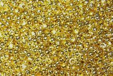 200 Quetschperlen Crimp in Farbe bronze1,5mm #S556