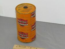 Vintage Minneapolis Moline Tractor Oil Filter NOS Great display Piece! Scratched