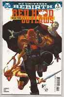 Red Hood and the Outlaws  DC Universe Rebirth #1 Variant (1st Print)