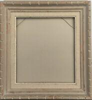 Impressionisten Bilderrahmen Shabby Chic innen 49,5 x 44,5 cm Antik Art-Deco