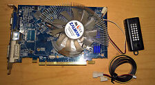 Sapphire RADEON X1600 XT 256Mo PCI-E + Zalman VF-700 TESTED 100% WORKING !!!